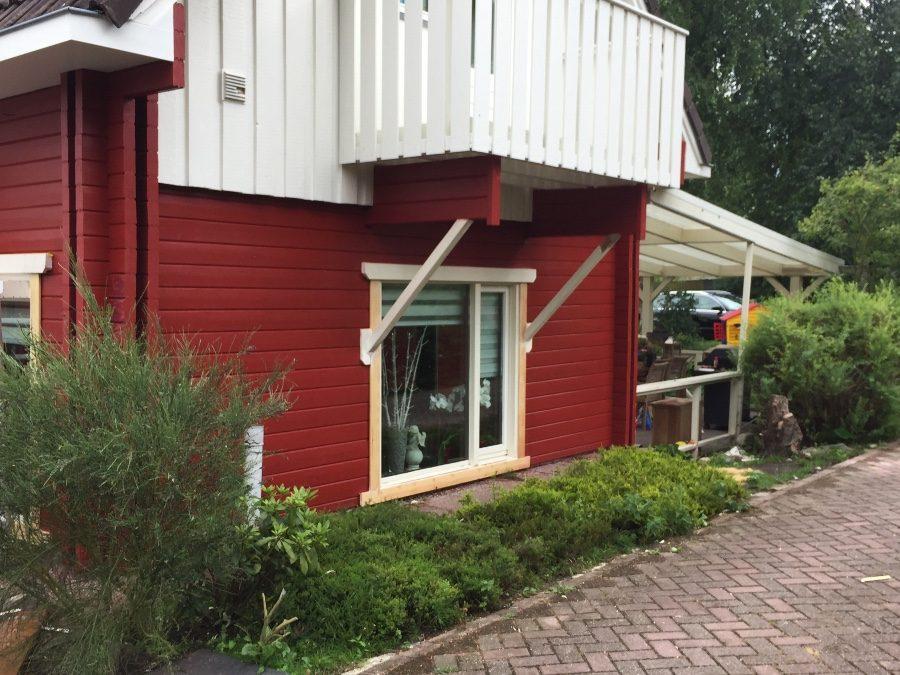 Tabbers & Partners - Nieuwe situatie - houten woning Aalsmeerderbrug