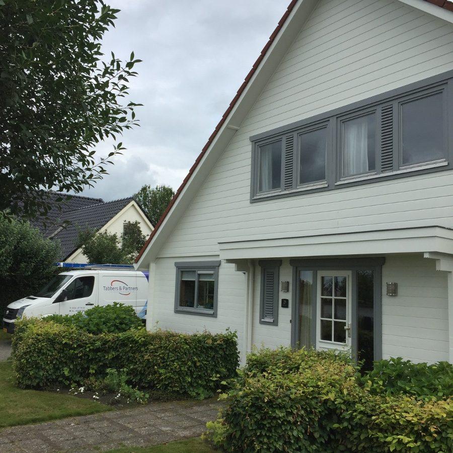 Tabbers & Partners - Houten woning Wildervank - Eindresultaat