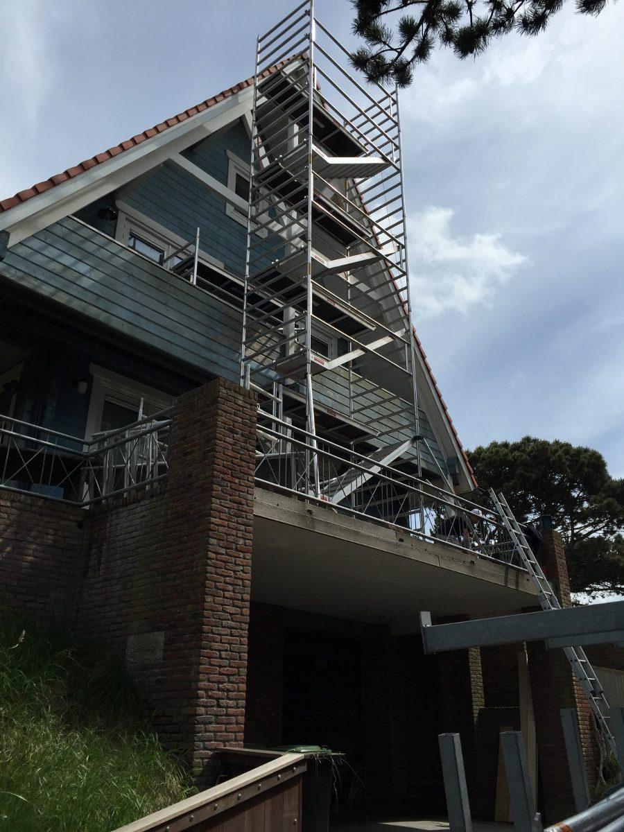 Tabbers & Partners - Houten woning Bergen aan Zee