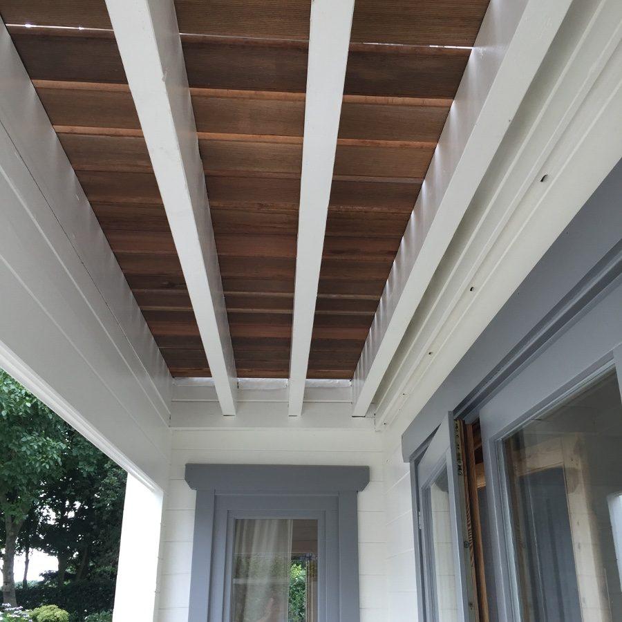 Tabbers & Partners - Nieuwe vloerdelen aangebracht - renovatie
