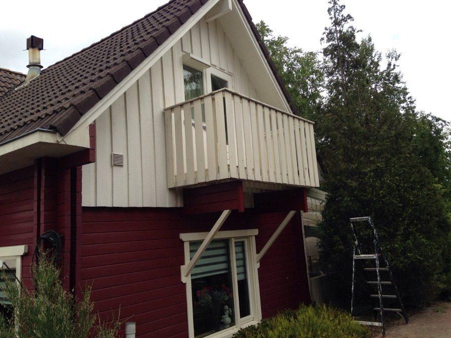 Tabbers & Partners - Houten woning Aalsmeerderbrug